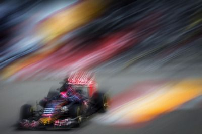 Max Verstappen Monaco 2015. Photo by Darren Heath.