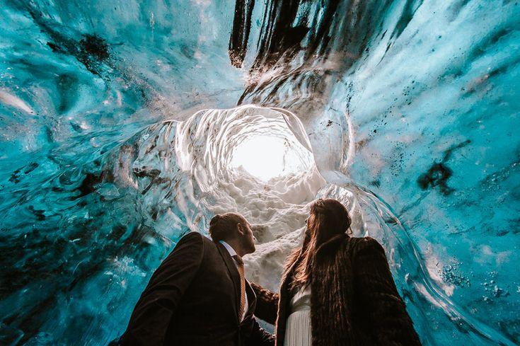Iceland Elopement Photographer – Elizabeth & Brian
