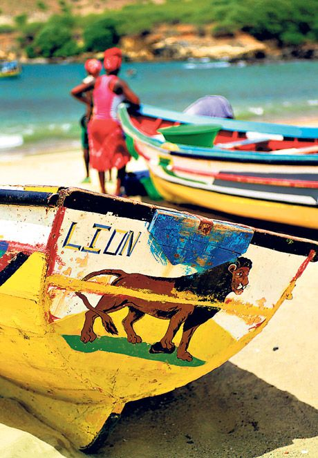 Cape Verde, West Africa