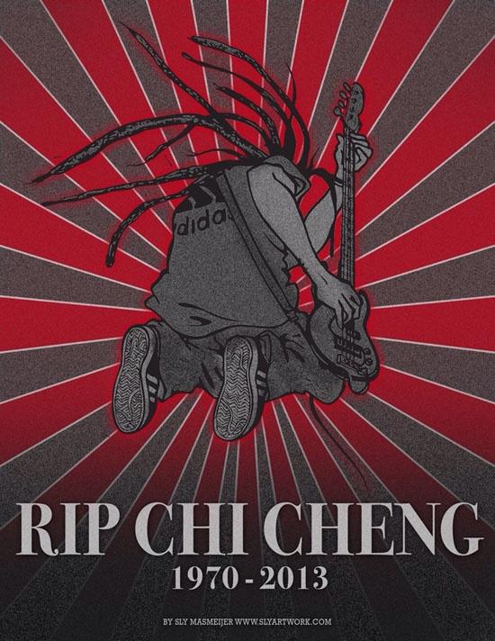rip Chi Cheng [1970 - 2013]