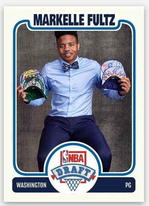 2017 NBA Draft Lottery Pick MARKELLE FULTZ ROOKIE CARD WASHINGTON HUSKIES HOT | Sports Mem, Cards & Fan Shop, Sports Trading Cards, Basketball Cards | eBay!