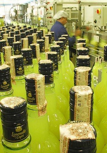 Limoncello di Capri - Local products - Capri, Italy