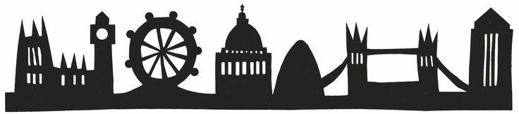 london-skyline-logo.jpg (1800×400) Non linear skyline