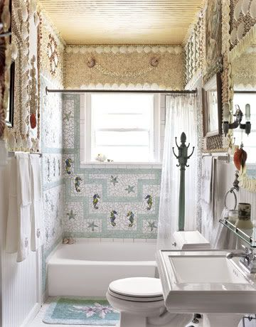 85 best beach theme bathroom images on pinterest