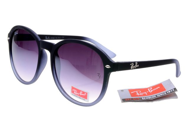 Ray-Ban Round 2110 Black White Frame Gray Lens RB1049 [RB-1061] - $14.80 : Cheap Sunglasses,Cheap Sunglasses On sale