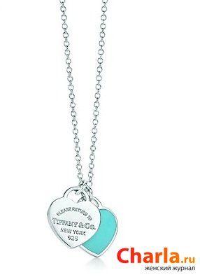 Модные украшения Tiffany: стиль Нью-Йорка | Charla.ru
