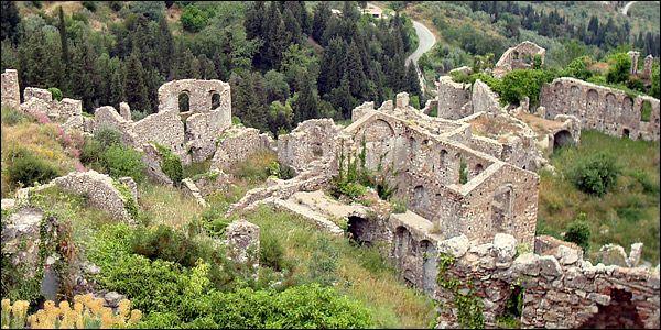 #Mystras #Monastery #Kalamata #Greece #EliteCityResort