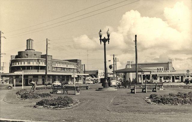 The Nineways, Broadmeadow, NSW, Australia [c.1960's] | Flickr - Photo Sharing!