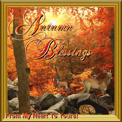 Etonnant Autumn Blessings Autumn Leaves Fall Autumn Quote Happy Fall Fall Greeting  Fallu2026
