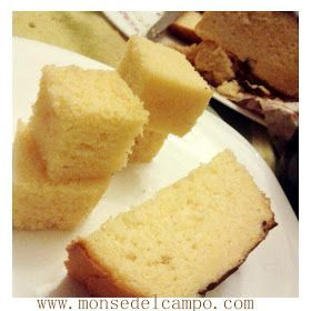 , Mis Dukan: Plum Cake Vainilla ·