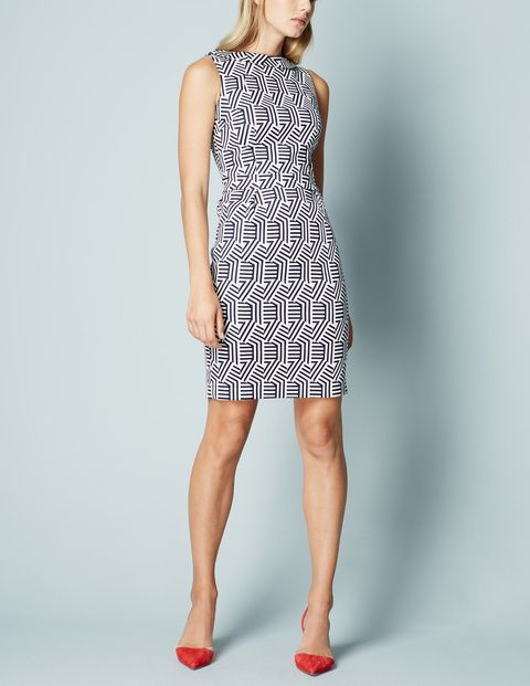 Martha Dress from Boden, love the classic lines, figuring flattering without being skin tight