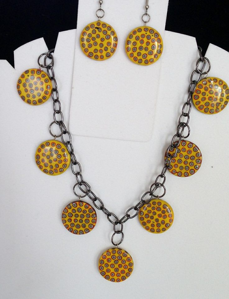 Jewelled Designs - Necklace set with an Art Deco feel!  this will be the perfect addition to your spring wardrobe!, $50.00 (http://www.jewelleddesigns.com/necklace-set-with-an-art-deco-feel-this-will-be-the-perfect-addition-to-your-spring-wardrobe/)