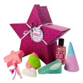 Lush, Stardust Gift Pack, $44.95, Shop 14, Lower Ground, QVB.