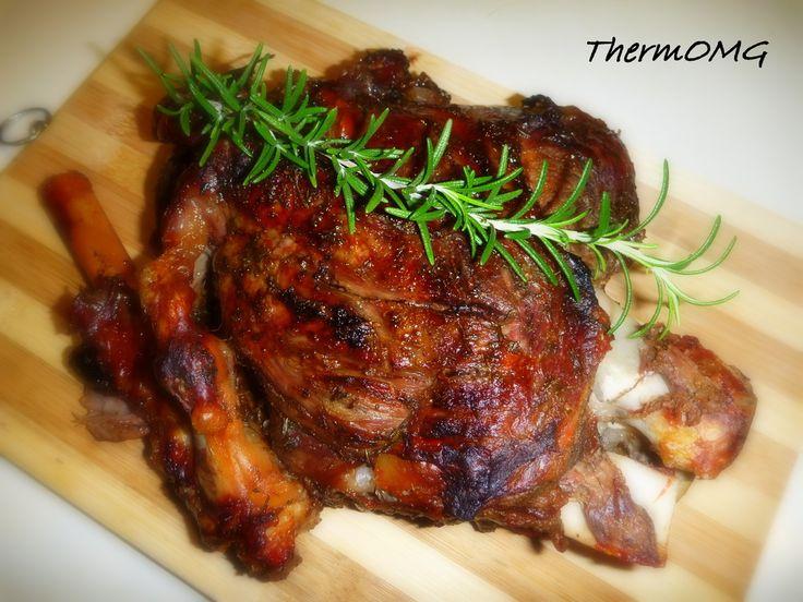Roast Lamb Marinade