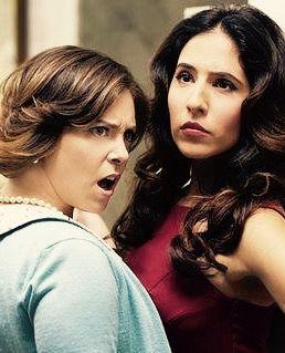 Crazy Ex Girlfriend- Rebecca and Valencia