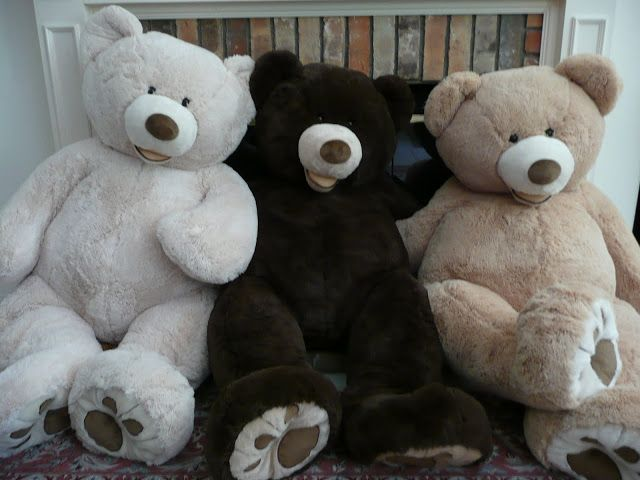 giant stuffed bears valentines day