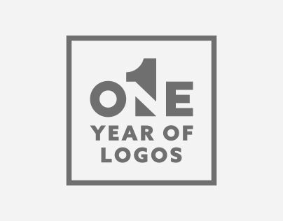 One Year of Logos // 2013 - 2014