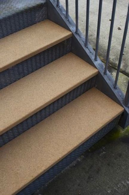 7 Best Cork Stair Treads Images On Pinterest Stair Steps