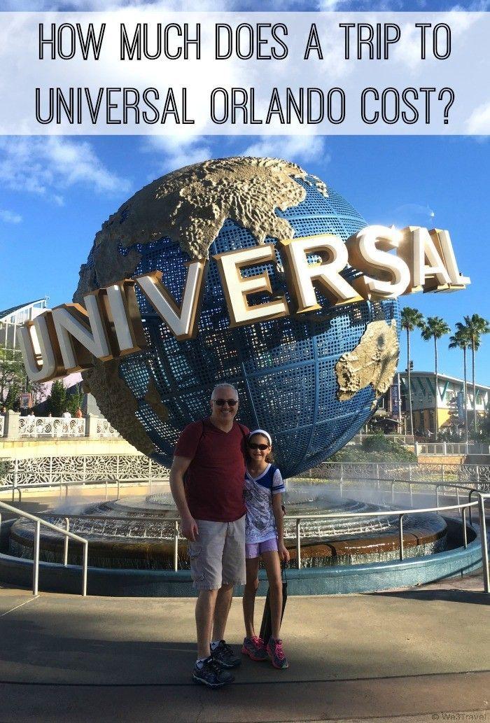 Universal Orlando Budget Wondering How Much A Trip To Universal Orlando Really Cost Universal Vacation Universal Studios Orlando Planning Universal Orlando