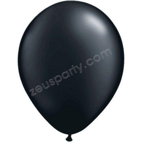 PARTY FESTA 25 palloncini GRANDI NERI balloons | eBay