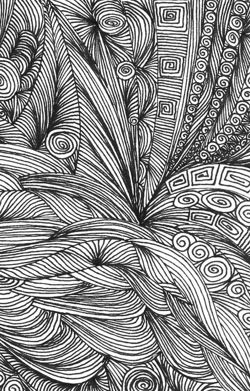 Abstract doodles
