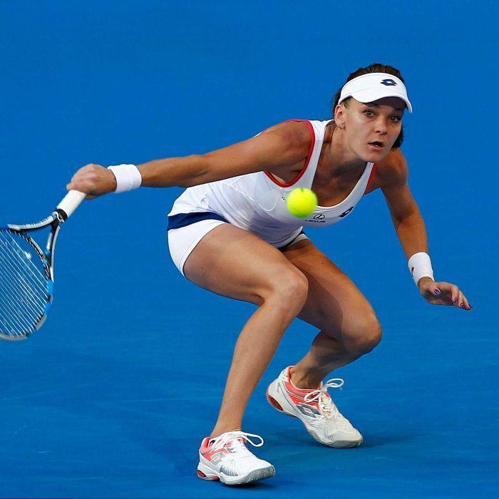 Samantha Stosur's slated second-round opponent, world number five Agnieszka Radwanska, withdraws from the Sydney International alongside defending champion Petra Kvitova.