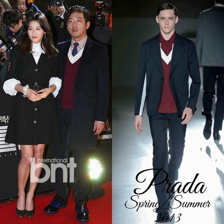 "The Derek's Blog: Ha Jung-Woo (하정우) en Prada – ""Berlin Files"" VIP Seoul Premiere"