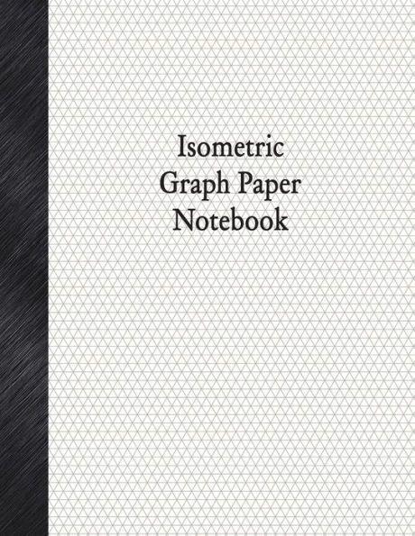 25+ parasta ideaa Pinterestissä Graph paper notebook - isometric graph paper