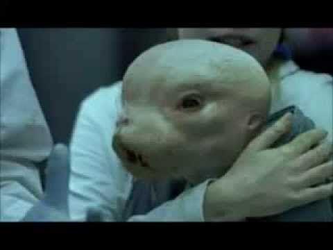 10 Bizarre Claims Of Alien/Human Hybrids