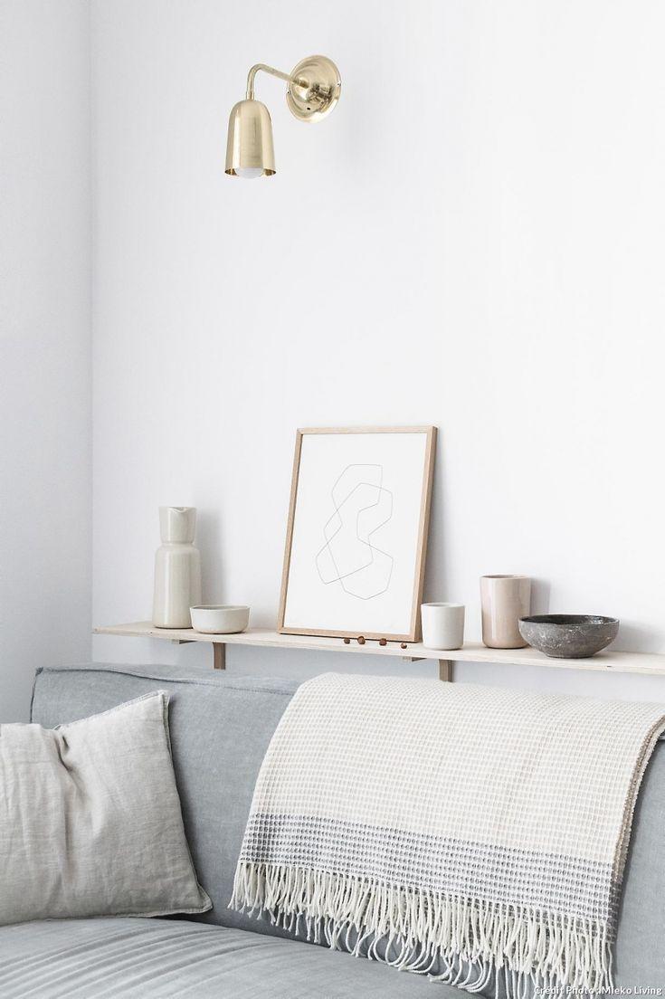 comment agrandir une petite pi ce visuellement salon. Black Bedroom Furniture Sets. Home Design Ideas
