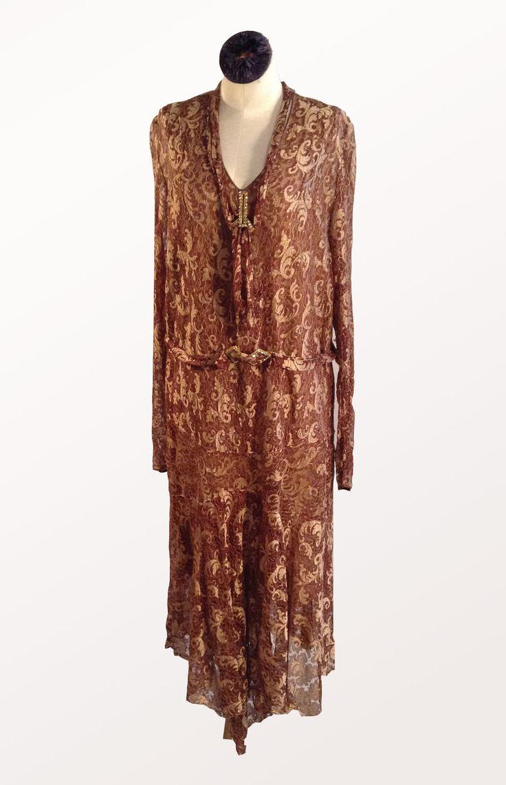 Golden Grotto Pink Flapper Dresses