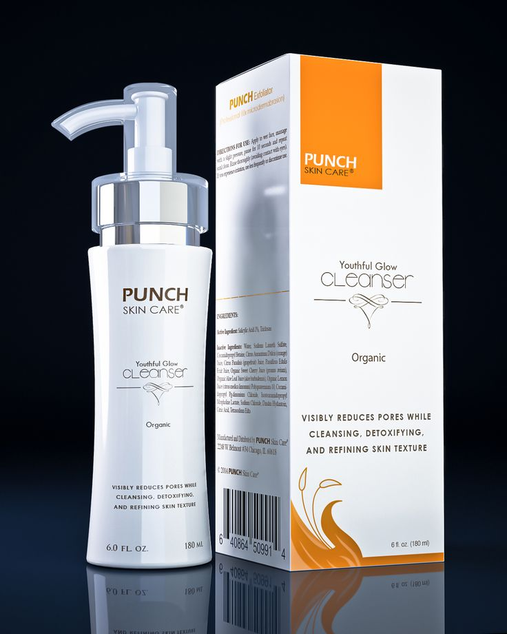 Glow Skin Care: 16 Best Images About Punch Skin Care On Pinterest
