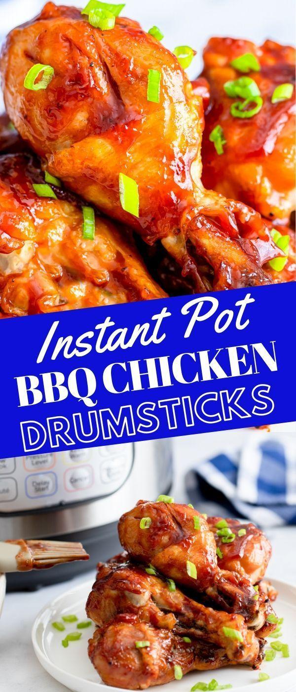 the best instant pot bbq chicken legs sweet cs designs in 2020 bbq chicken legs easy chicken recipes bbq chicken pinterest