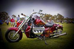 Kambalda Nickel town Car, Ute & Bike Show