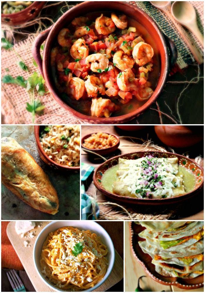 Mexican recipe ideas for Cuaresma (Lent)