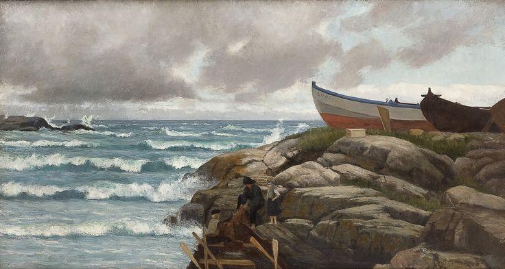 Kielland, Kitty (1843-1914)