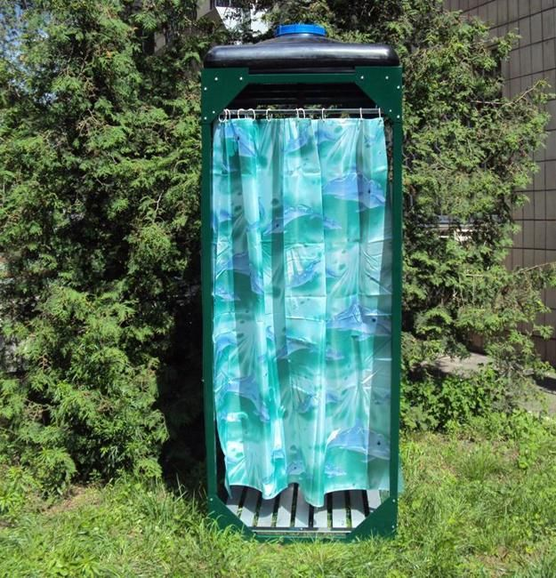 Attractive 162 Best Portable Outdoor Showers Images On Pinterest | Outdoor Showers, Outside  Showers And Backyard Ideas Good Ideas