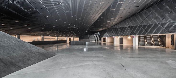 Gallery - Katowice International Conference Centre / JEMS - 14