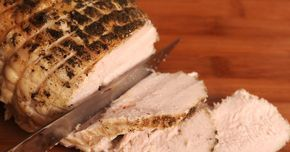The average American gobbles up 16 pounds of turkey each year -- about double the amount people ate in the 1960s. The poultry's increase in popularity may be linked to its nutrition. Turkey -- especially the white breast meat -- is high in protein and low in total fat, saturated fat and cholesterol. While turkey breasts are typically roasted, a...