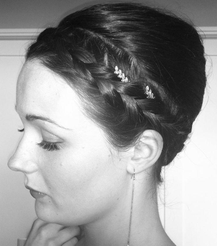 The Bride to Be...at www.edinburghbridesweddingguide.com.