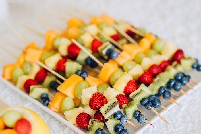 Kara's Party Ideas Tutti Frutti Birthday Party via Kara's Party ...