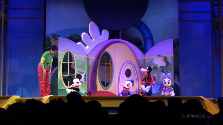 Playhouse Disney Live on Stage! - Disneyland Paris HD Complete Full Show