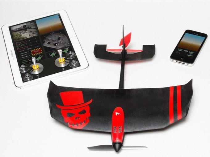 Interesante: Juego de drones controlado por smartphone