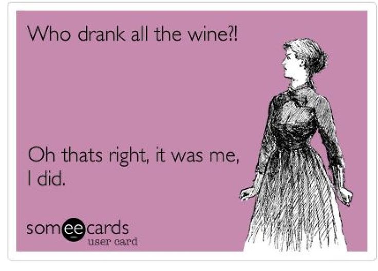 ecards drinking wine - photo #36