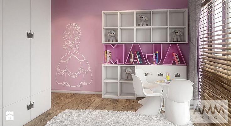 Pokój dziecka styl Nowoczesny - zdjęcie od FAMM DESIGN - Pokój dziecka - Styl Nowoczesny - FAMM DESIGN