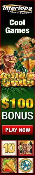 Mobile casino games at Intertops Casino Classic - download now