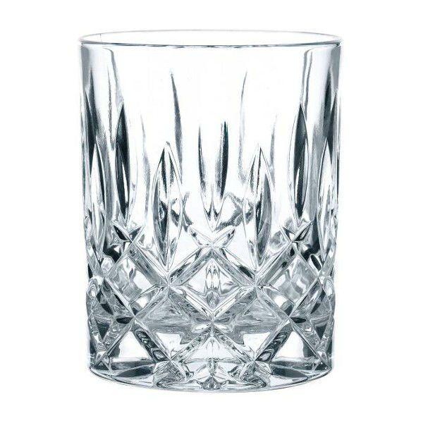 Service de verre taillé, forme géométrique, avec une belle masse de cristal, de quoi réaliser une belle décoration de table. Convient aussi bien comme #gobelet à eau, à Whisky ou tout autre cocktail.