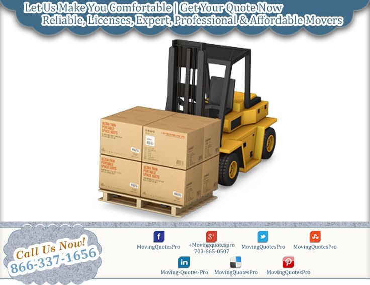 Experienced, Professional & #affordable #movers across #US- Click here to  choose