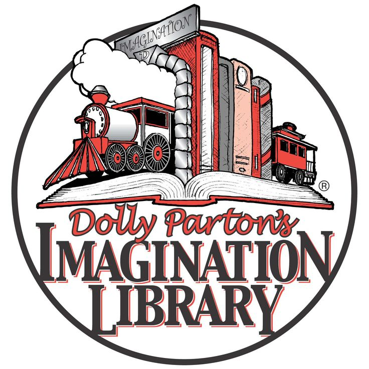 a great thing that Dolly Parton is doing for all the children to read