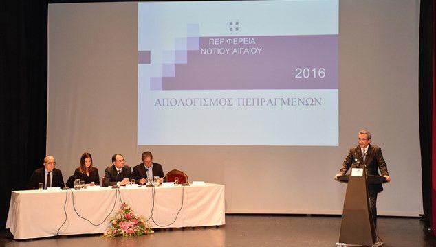 Γ. Χατζημάρκος: ''Η νησιωτική Ελλάδα διολίσθησε κάτω από τα επίπεδα συναγερμού'' www.sta.cr/2GPF5